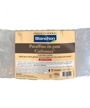 Paraffine en pain Carbamex