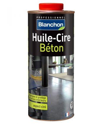 Huile-Cire Béton