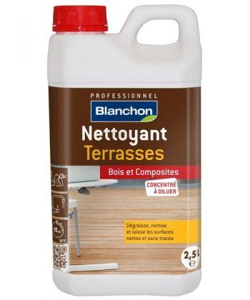 Nettoyant Terrasses