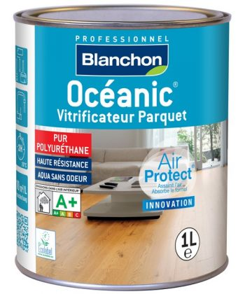 Vitrificateur Parquet Océanic® – Air Protect®