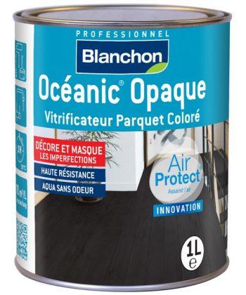 Vitrificateur Parquet Océanic® Coloré Opaque – Air Protect®