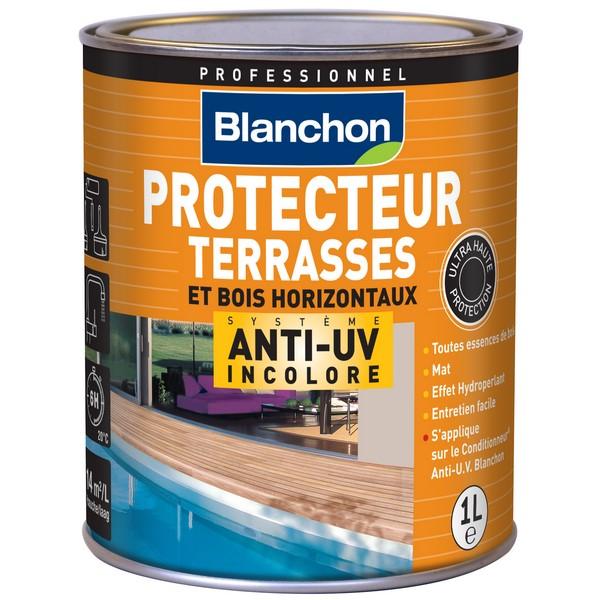 Protecteur Terrasses Anti-UV
