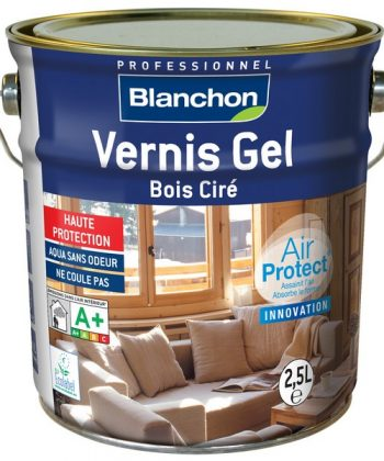 Vernis Gel Bois Ciré – Air Protect®